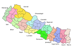 Nepal Border Facts Introduction Information All About Nepal - What country is nepal in
