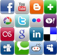 some popular social media to use to promote my business