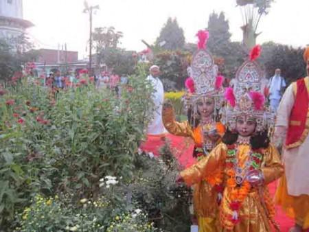 """Ram janaki Vivah Panchami """"Janakpur Nepal"""""""