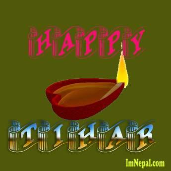 Happy Shubha Tihar Diwali Dipawali Dipavali Greetings Wishing Ecards HD Wallpaper Picture
