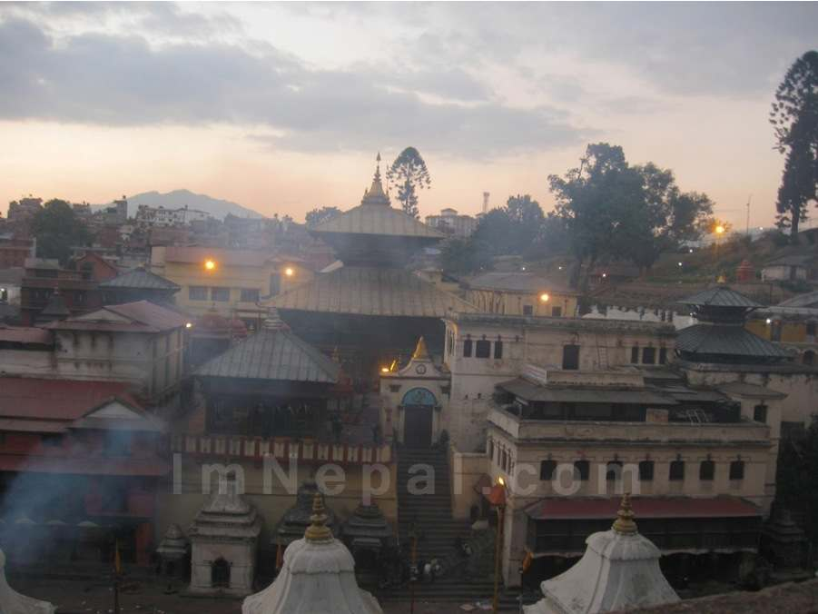Pashupatinath Temple places to visit Nepal