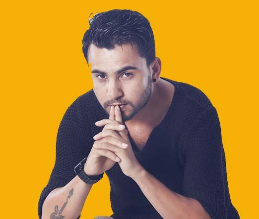 Nepali Singer Himal Sagar Pictures