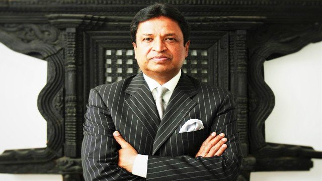 Binod Chaudhary BusinessMan in Nepal
