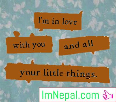 Sms english love