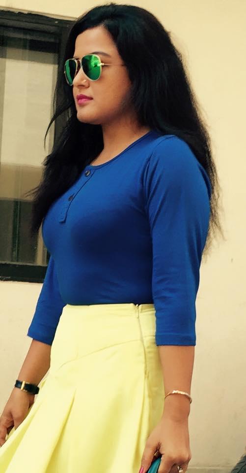 Nepali actress Rekha Thapa