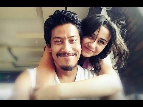 Nepali actor Nischal Basnet and actress Swastima Khadka