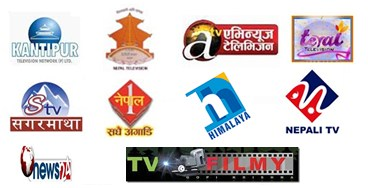 Nepali TV Channels stations List in Nepal