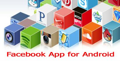 facebook app for adnroid- app