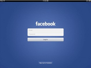 uses of facebook for ipad