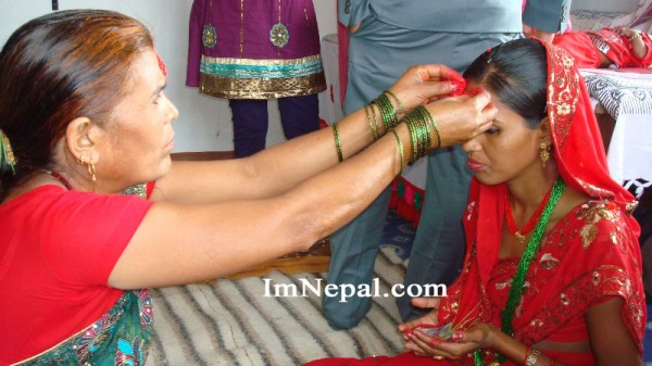 Best time for Tika on Dashain festivals of Nepal