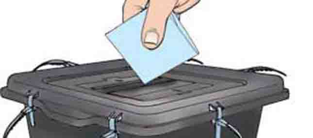 Election candidates in Nepal