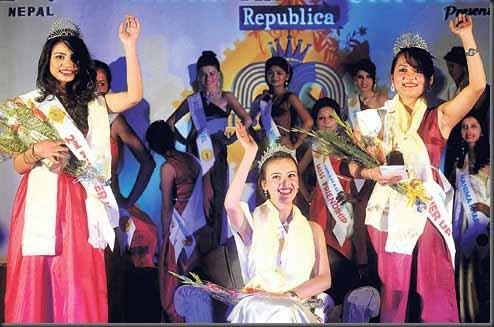 """miss teen Nepal 2013 """"Miss Nepal 2013"""""""