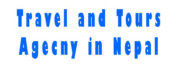 Names of Travel Tours Agency Nepal