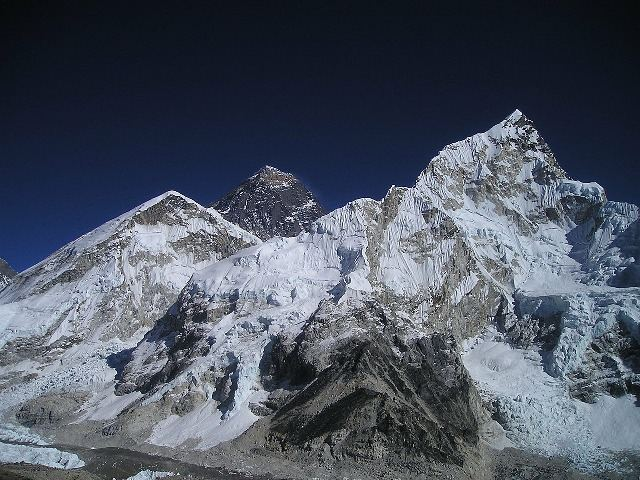 Nepal Himalayas Mountain Everest Image